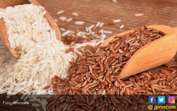 Tujuh Alasan Mengganti Nasi Putih dengan Nasi Merah - JPNN.com