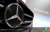 Daimler Recall Ratusan Ribu Mercedes Benz Bertenaga Diesel - JPNN.com