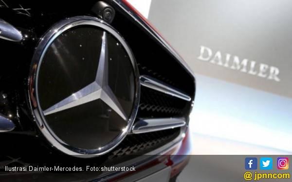 Perusahaan Otomotif Cina Kekeh Pengin Miliki Saham Induk Mercedes Benz - JPNN.com