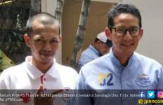 Pentolan Honorer K2 Pendukung Prabowo - Sandiaga: Semoga MK Objektif - JPNN.com