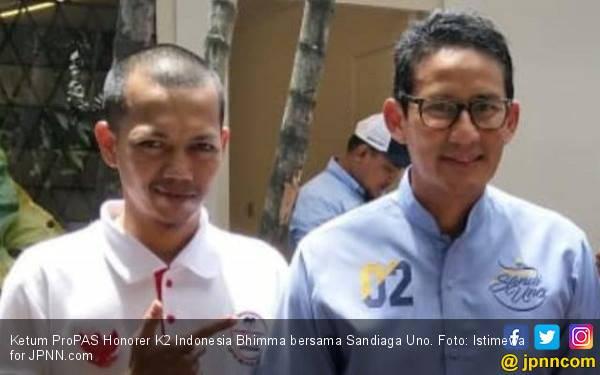 Andai Dilarang, Pimpinan Honorer K2 Tetap Ikut Aksi 22 Mei - JPNN.com