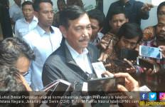 Luhut Yakini Jokowi dan Prabowo Mau Bersua Tanpa Dipaksa - JPNN.com
