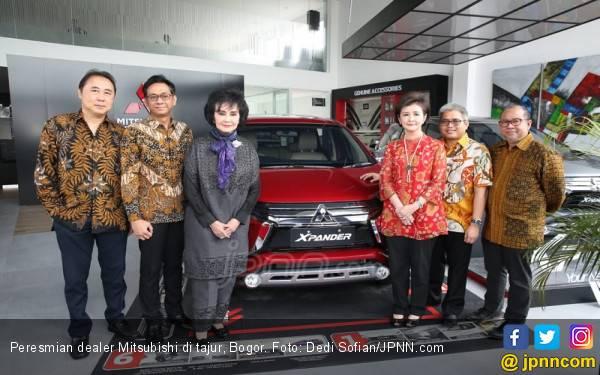 Xpander Laris di Bogor, Mitsubishi Tambah Dealer di Tajur - JPNN.com