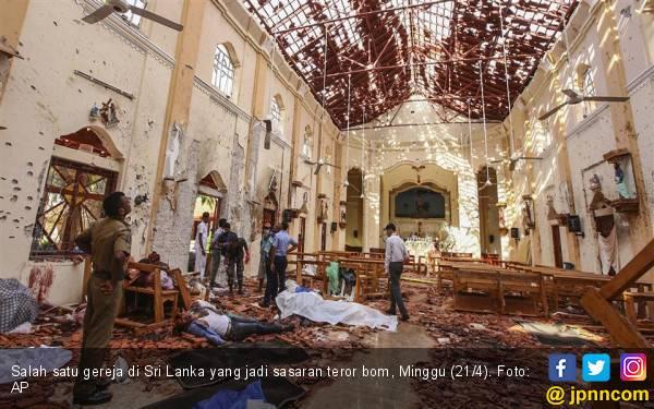 Polisi Sri Lanka Salah Memprediksi Tanggal Serangan Bom - JPNN.com