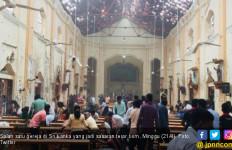 Bom di Gereja Sri Lanka Tewaskan Ratusan Orang - JPNN.com