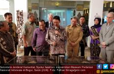 Kementan Resmikan Museum Pertanian Perdana di Indonesia - JPNN.com