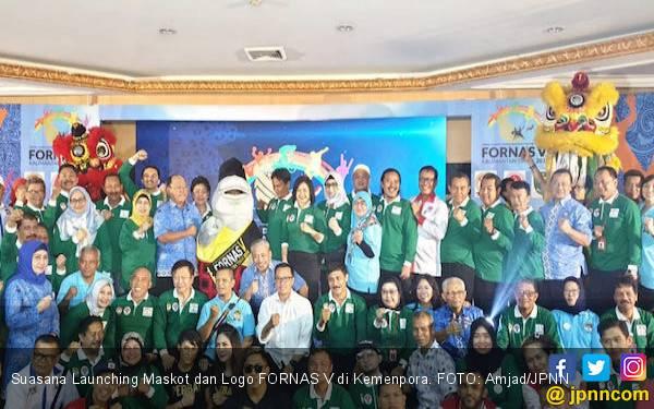 Menpora Imam Nahrawi Minta Peserta FORNAS Tetap Junjung Sportivitas - JPNN.com