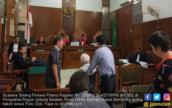 Hari Ini, PN Jaksel Gelar Sidang Lanjutan Kasus Pembobolan Deposito MKBD PT Yule - JPNN.com