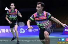 Puji Tuhan, 3 Ganda Campuran Indonesia Tembus 16 Besar Badminton Asia Championships - JPNN.com