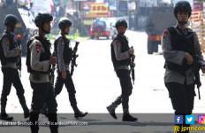 AKBP Febryanto Siagian Pimpin 600 Pasukan Brimob Berangkat ke Papua - JPNN.com