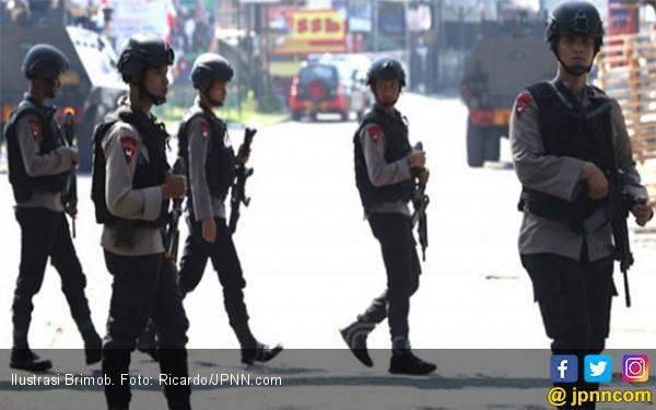 381 Pasukan Brimob di Papua Barat Digeser ke Nabire - JPNN.com