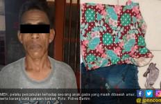 Pria Ini Diam-diam Masuk Kamar ABG Lantas Lakukan Hal tak Terpuji - JPNN.com