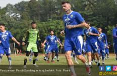Jelang Laga Perdana Liga 1, Persib Tetap Latihan di Bulan Puasa - JPNN.com