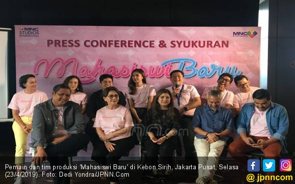 Dibintangi Widyawati, Mahasiswi Baru Mulai Syuting - JPNN.com