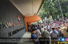 KPU Usulkan Santunan ke Pemerintah untuk Petugas KPPS yang Meninggal - JPNN.com