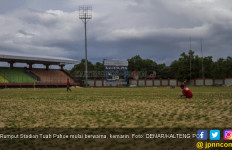 Suporter Sangat Merindukan Laga Kandang Kalteng Putra - JPNN.com