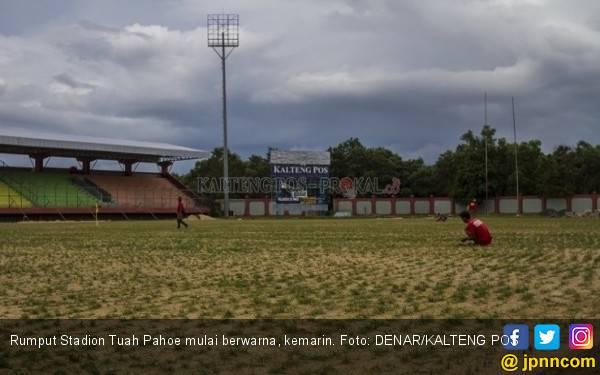 Potret Kemegahan Markas Kalteng Putra setelah Direnovasi - JPNN.com