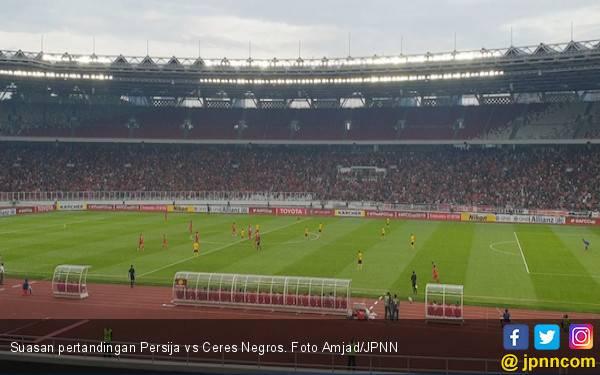 Persija 2 vs 3 Ceres Negros, Kans Macan Kemayoran Lolos ke Babak Selanjutnya Tipis - JPNN.com