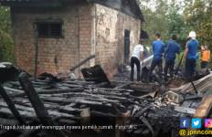 Rumah Terbakar, Kali Ini Nyawa Ari Tidak Dapat Diselamatkan - JPNN.com