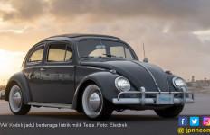 VW Kodok Jadul Manfaatkan Jantung Tesla - JPNN.com