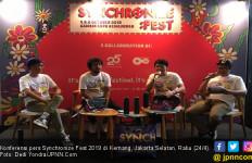 41 Musisi Lintas Genre Masuk Daftar Pengisi Synchronize Fest 2019 - JPNN.com