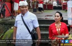 Suami Istri jadi Caleg PDIP, Sama – sama Berpeluang Besar Lolos - JPNN.com