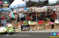 Hari Kedua Lebaran, Pasar Tradisional Masih Tutup - JPNN.com