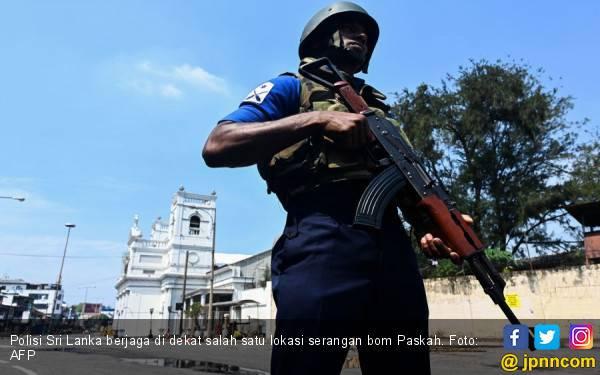 Teroris Sri Lanka Mulai Sasar Infrastruktur - JPNN.com