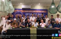 Relawan AM64 Gelar Syukuran Kemenangan Jokowi - Ma'ruf - JPNN.com