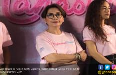 Jadi Mahasiswi Baru, Widyawati Satu Geng dengan Mikha Tambayong - JPNN.com
