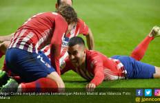 Cek Klasemen La Liga Setelah Atletico Madrid Tunda Pesta Barcelona - JPNN.com