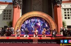 Cap Tangan Avengers Diabadikan di Hollywood - JPNN.com