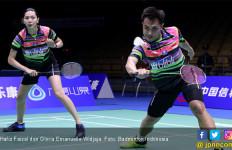 Sudirman Cup 2019: Hafiz / Gloria Kalah, Indonesia 0, Denmark 1 - JPNN.com