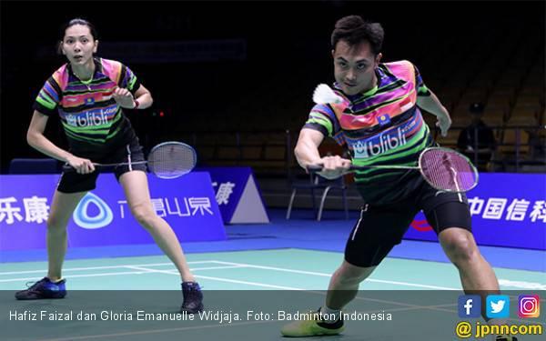 Minions dan Hafiz / Gloria Mulus ke Perempat Final BAC 2019 - JPNN.com