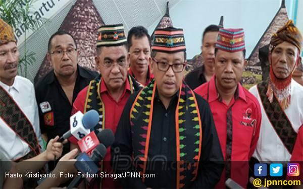 Hasto Undang BPN Lihat Real Count PDIP, tapi Setelah Itu Bergantian - JPNN.com