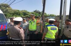 11 Hari Jelang Puasa, Korlantas Pantau Jalur Mudik Non Tol - JPNN.com