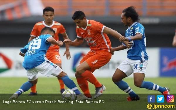 Borneo FC 2-1 Persib: Sang Mantan Beri Luka Mendalam - JPNN.com