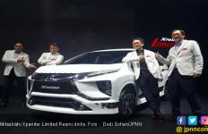 Mitsubishi Xpander Limited Dijual dengan Harga Rp 276 Juta - JPNN.com