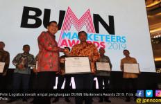 Pelni Logistics Sabet 4 Penghargaan BUMN Marketeers Awards 2019 - JPNN.com