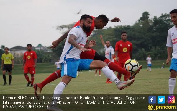 Perseru BLFC 0 vs 1 Barito Putera, Jan Saragih: Kami Segera Evaluasi - JPNN.com