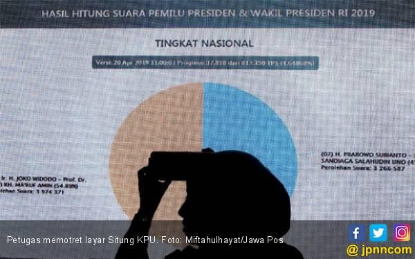 Kesalahan Entri Data KPU Hanya 0,0004 Persen, Enggak Usah Melebih-lebihkan - JPNN.com