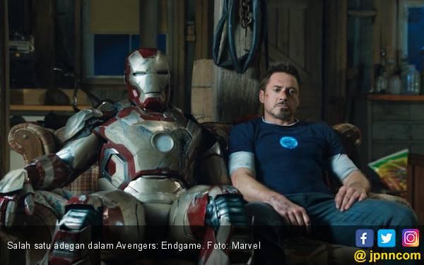 Bioskop Buka Sejak Subuh demi Avengers: Endgame - JPNN.com