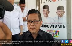 Pernyataan Hasto Ini Sinyal Kubu Jokowi Setuju Pimpinan MPR Jadi Sepuluh? - JPNN.com