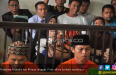 Dua Pembunuh Driver Taksi Online di Palembang Divonis Hukuman Mati - JPNN.com