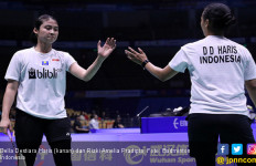 Della / Rizki Siap Ladeni Chen Qingchen / Jia Yifan di Semifinal BAC 2019 - JPNN.com