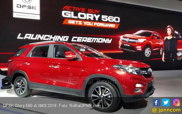 Hadir di IIMS 2019, Manfaatkan Promo Menarik DFSK Glory 560 - JPNN.com
