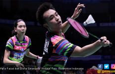 Tak Siap Diajak Main Cepat, Hafiz / Gloria Gagal ke Semifinal BAC 2019 - JPNN.com