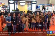 IIMS 2019: Belanja Cepat dan Murah Aksesori Mobil di Pahami Village - JPNN.com