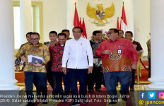 Said Iqbal Merapat ke Jokowi? Moeldoko: Ada Suasana Baru - JPNN.com