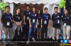 Karya Inovatif Pelajar Cendekia Harapan di Acara Indonesia Science Day 2019 - JPNN.com